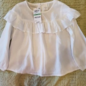 NWT- 18 Months Girls Blouse